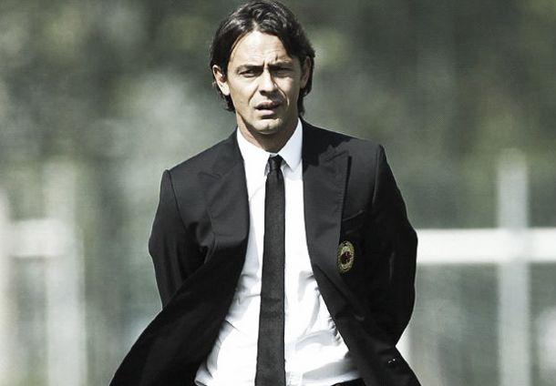Milan, ufficiale l'esonero di Pippo Inzaghi
