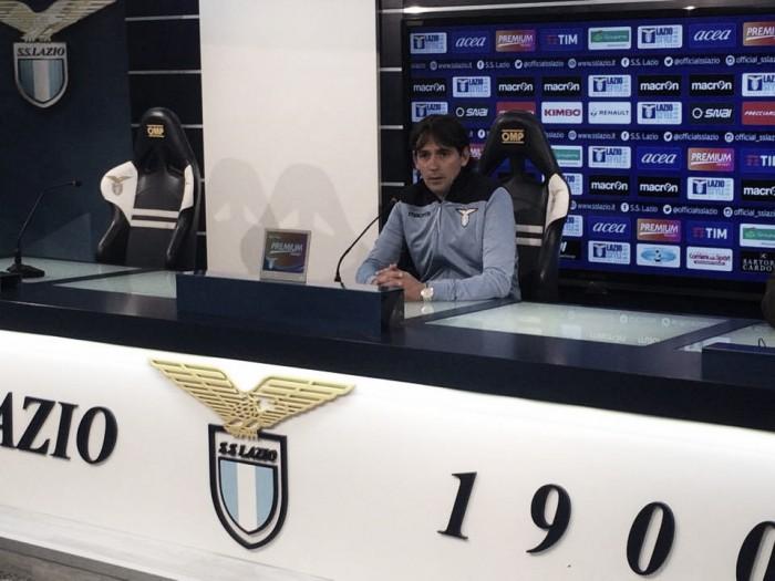 """Lazio, Inzaghi avvisa il Napoli: """"Esame importante, non faremo una gara di attesa"""""""