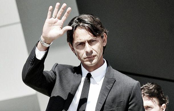 """Inzaghi: """"Grazie a tutti, tiferò e urlerò sempre e comunque per il Milan"""""""