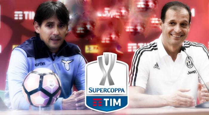 Nuova Juve, vecchia Lazio: incognite e certezze nella Supercoppa Italiana