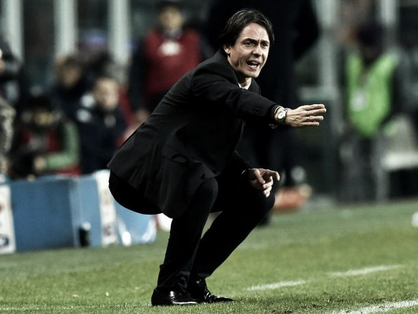 Inzaghi y su diamante indisociable