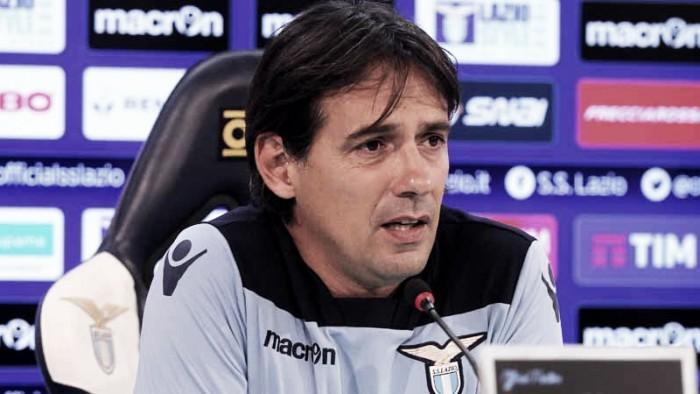 Lazio, Inzaghi: 'De Vrij recuperabile per domenica, convoco Nani'