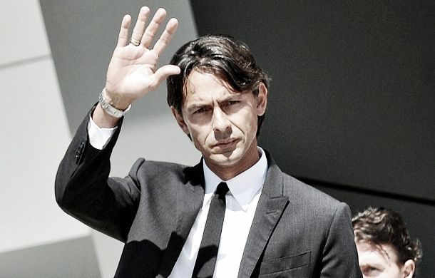 Inzaghi-Milan, è finita