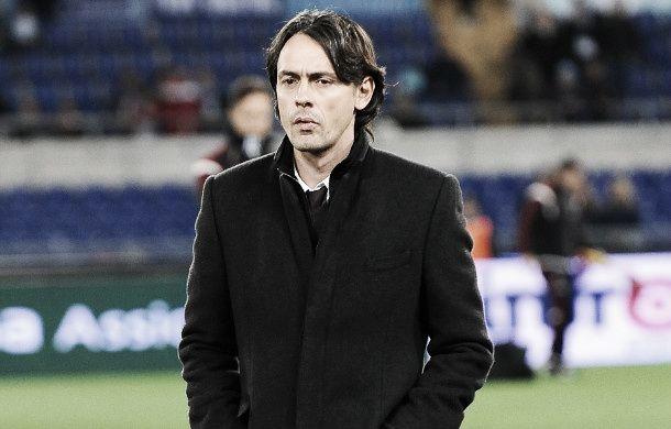 """Milan, Inzaghi: """"Se pensassi che il problema sono io andrei via.."""""""