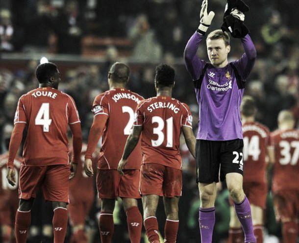 Glen Johnson salva i Reds nel finale: finisce 1-0 ad Anfield