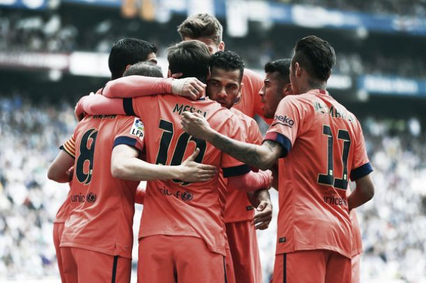 Espanyol - Barcelona: puntuaciones del Barcelona, jornada 33