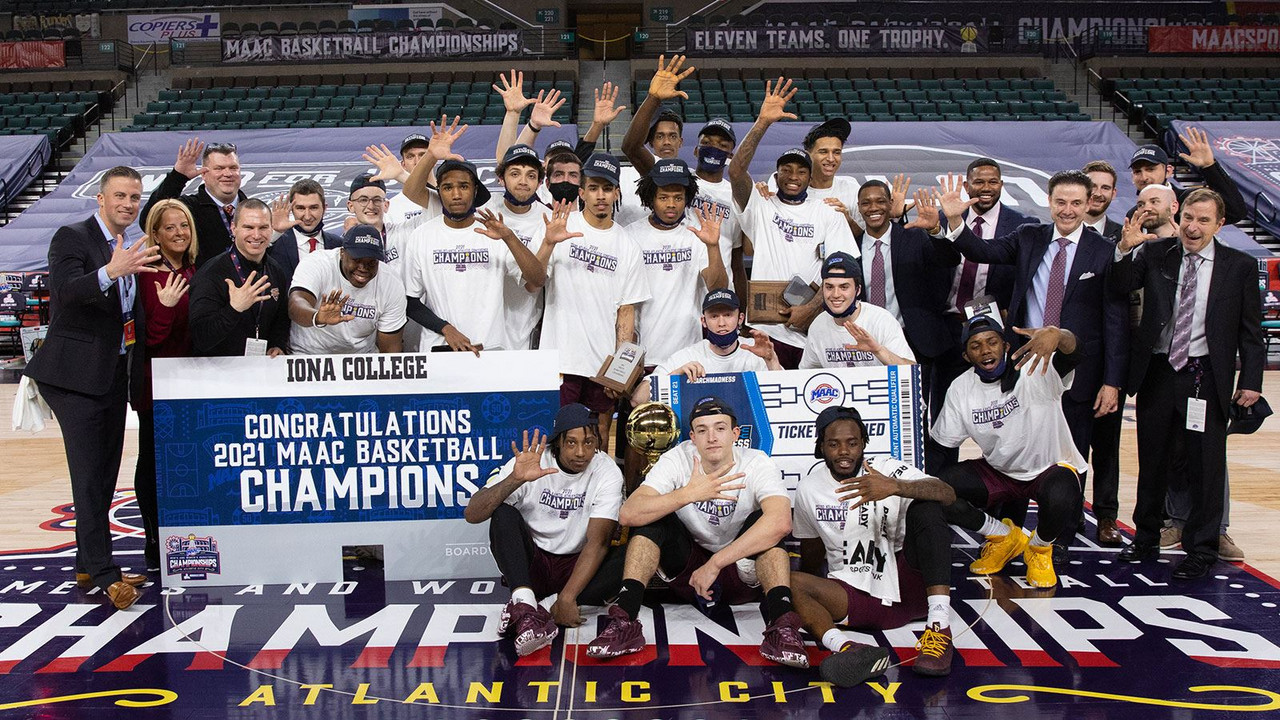 Metro Atlantic Athletic Conference championship game: Iona defeats Fairfield for fifth straight conference title