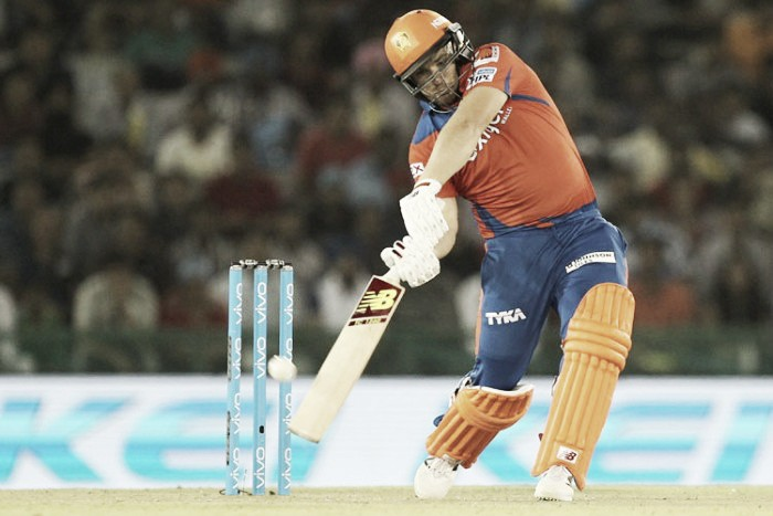 IPL: Gujarat Lions defeat Kings X1 Punjab by five wickets