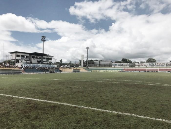 Vila Nova sai atrás no placar, mas arranca empate do Iporá e segue invicto no Campeonato Goiano