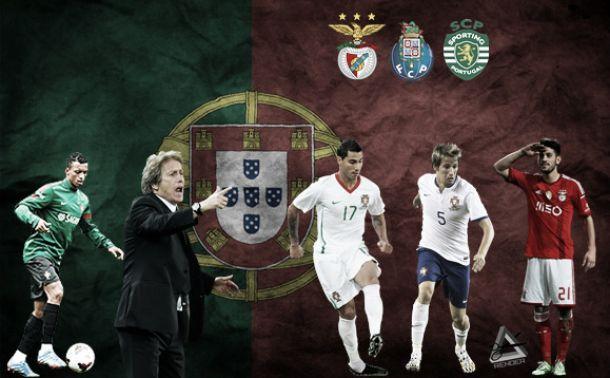 Futebol português em fogo: onde se cruza a selecção com a liga nacional?