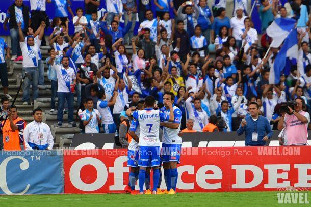 Fotos e imágenes del Puebla 2-0 León de la décimo sexta fecha de la Liga MX