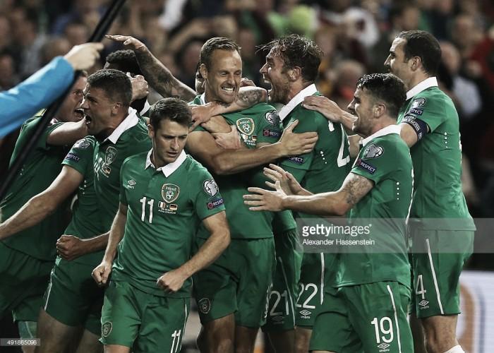A caminho do Euro: República da Irlanda
