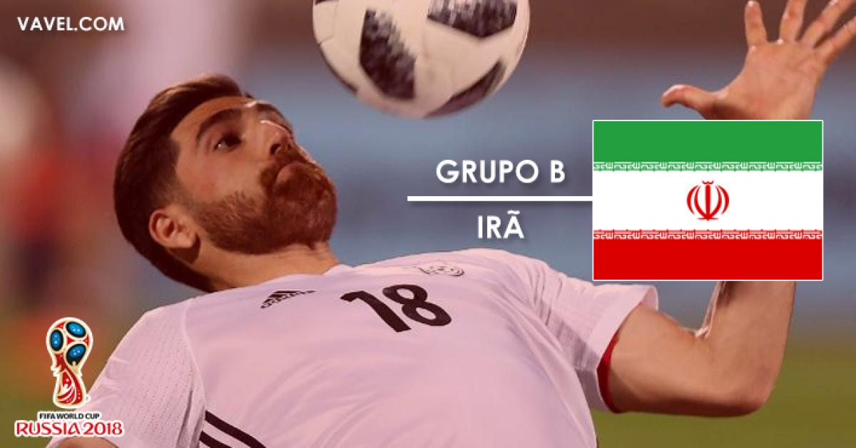 Guia VAVEL Copa do Mundo 2018: Irã