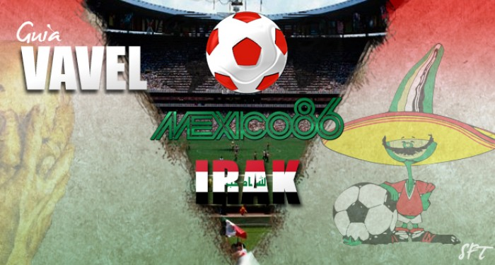 Guía VAVEL Mundial México 1986: Irak