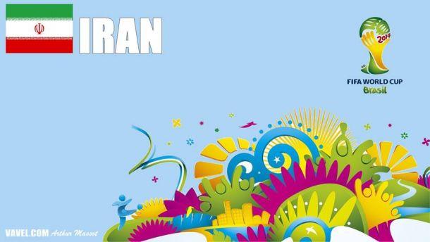 En route vers le Brésil : l'Iran [19/32]