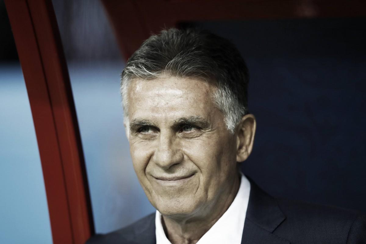 Carlos Queiroz: ''Merecimos un mejor resultado''