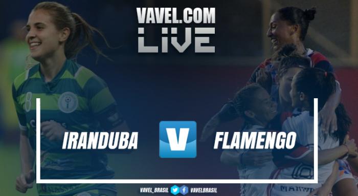 Resultado Iranduba x Flamengo pelo Brasileirão Feminino 2017 (1-1)