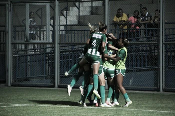 Iranduba faz cinco gols no São Raimundo e avança na Copa do Brasil Feminina