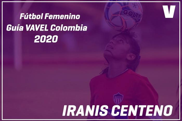 Guía VAVEL Fútbol Femenino: Iranis Centeno