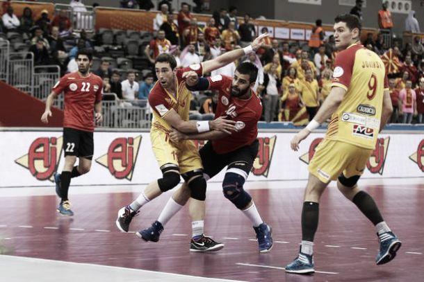 Mundial Qatar 2015. Grupo B, jornada 2: Macedonia y Croacia dan un paso de gigante