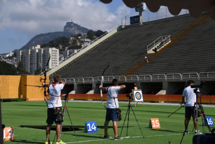 Rio 2016 - Ottavi di finale tiro con l'arco a squadre: avanti Francia, Olanda e Cina, fuori il Brasile