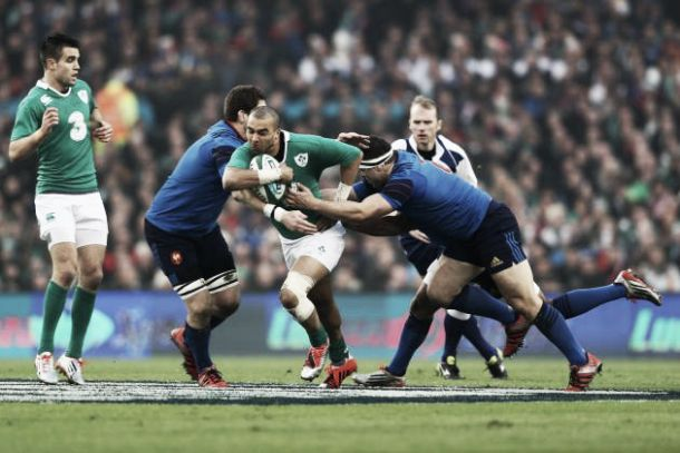 Ireland - France LiveResult andScores of Rugby World Cup 2015 (24 - 9)
