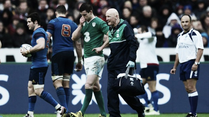 Irish injuries continue as trio ruled out for the rest of the six nations