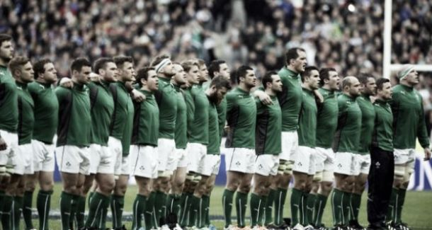 Copa Mundial de Rugby 2015: Irlanda