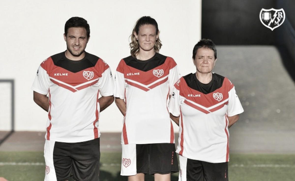 Irene Ferreras, nueva entrenadora del primer equipo Femenino rayista