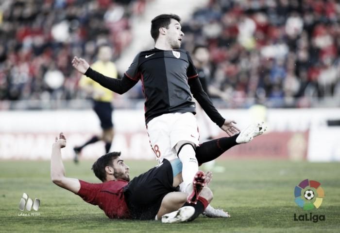 Iriondo no jugará ante el Real Valladolid