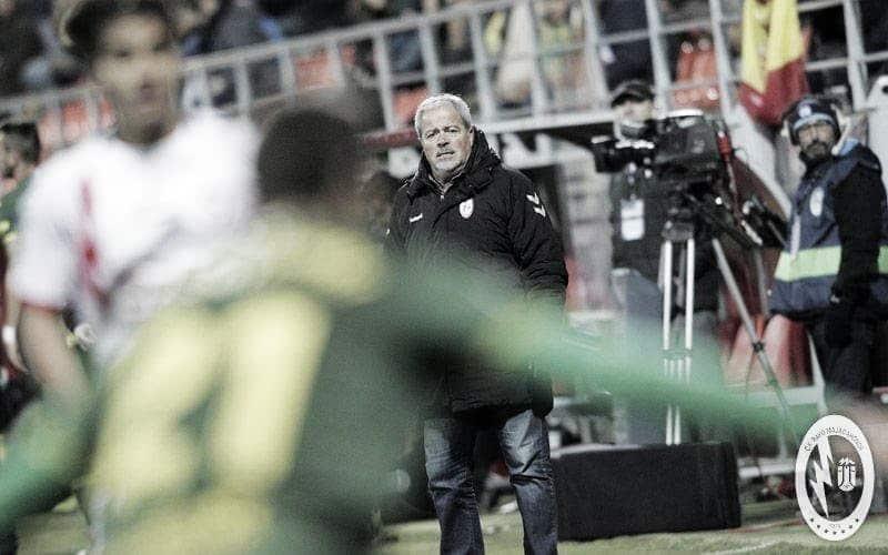 Antonio Iriondo y David Morillas: bajas para el partido ante el Córdoba CF