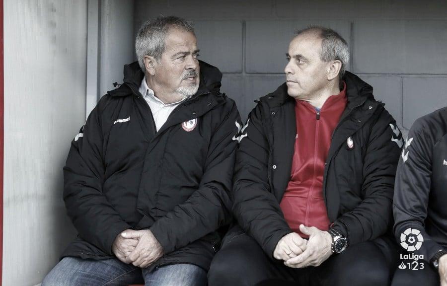 """Iriondo: """"Nosotros jugamos sin complejos y no miramos la tabla. Saldremos a ganar el partido"""""""
