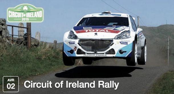 Cerrada la inscripción del Rally de Irlanda con 50 participantes