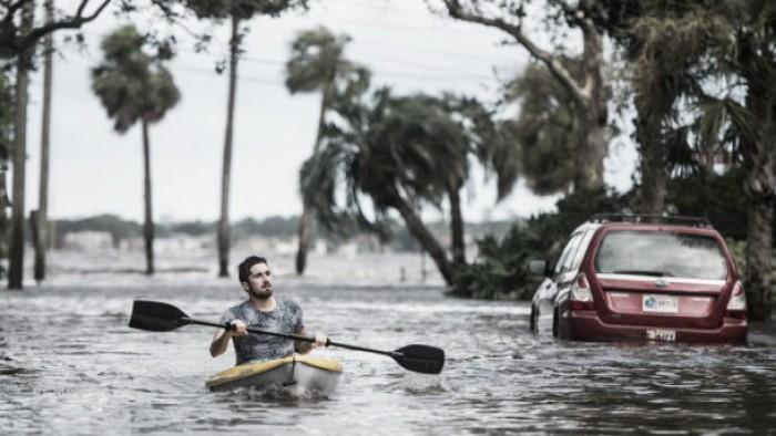 La NHL dona dinero a los afectados por el huracán Irma