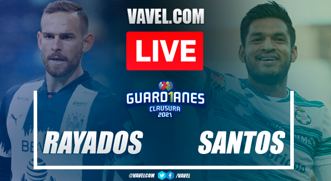 Goals and Highlights: Monterrey vs Santos: LIVE Stream Online and Results (1-1)