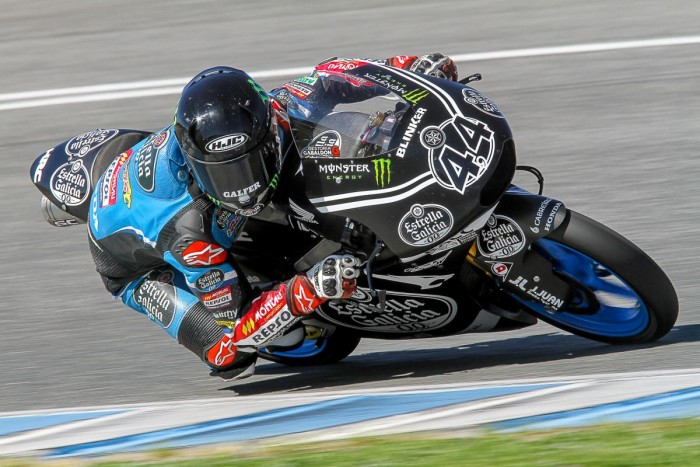 Moto3 - Prove libere Austin: comanda Canet