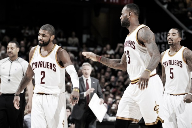 Nba, Irving e Cavs a valanga su Phila. Bucks in volata a Phoenix
