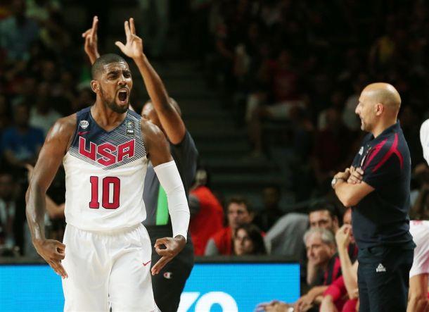 Basket, Mondiali Spagna 2014: Irving guida gli USA all'oro