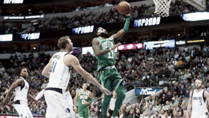 Momentazo de la Jornada: un Irving descomunal firma 47 puntos y los Celtics se ponen 16-2
