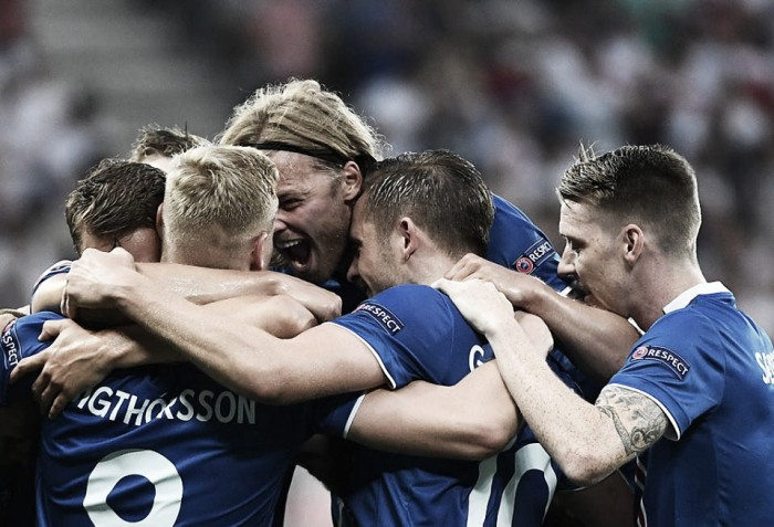 Inglaterra x Islândia : Brexit