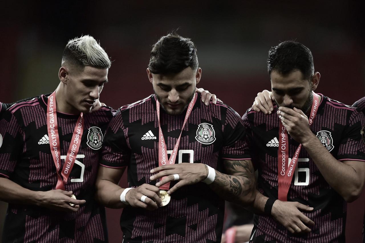 México ya conoce a sus rivales para Juegos Olímpicos de Tokio
