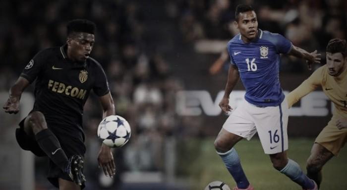 Novos convocados, Jemerson e Alex Sandro são boas opções para o futuro