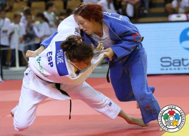 La mala suerte se ceba con los judocas españoles