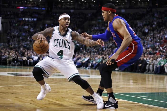 NBA - I Celtics ai piedi del piccolo grande uomo Isaiah Thomas