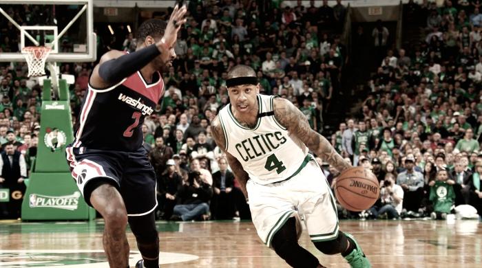 NBA Playoffs: notte magica per Isaiah Thomas. 53 punti, in ricordo della sorella Chyna