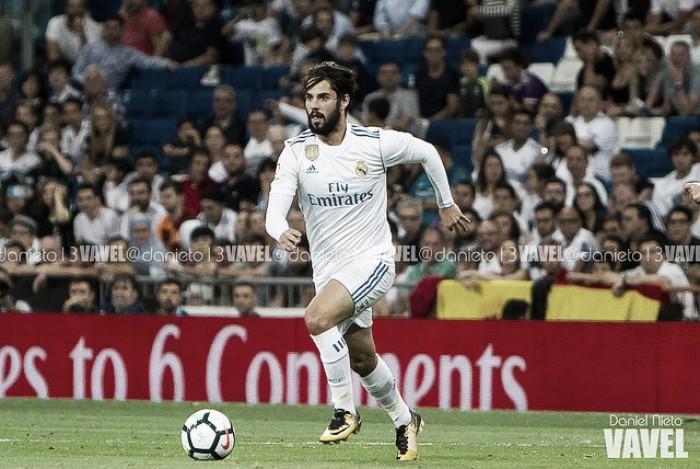 Real Madrid estende contrato de Isco e blinda meia com cláusula deR$ 2 bilhões