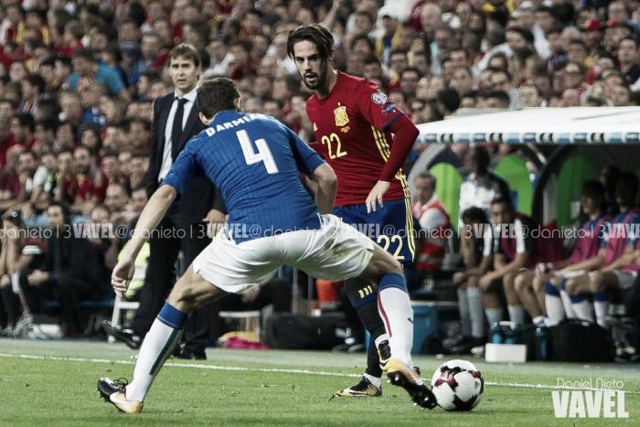 El Real Madrid necesita atar ya a Isco, el mago del fútbol