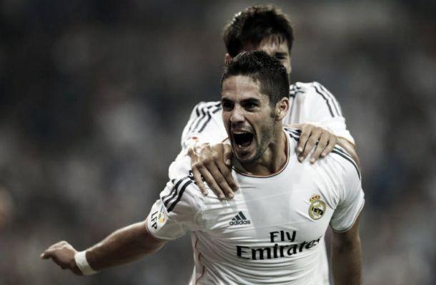 Real Madrid - Málaga: falso llano previo a Juventus y Barcelona