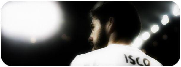 Real Madrid-Malaga C.F. : Hola Isco