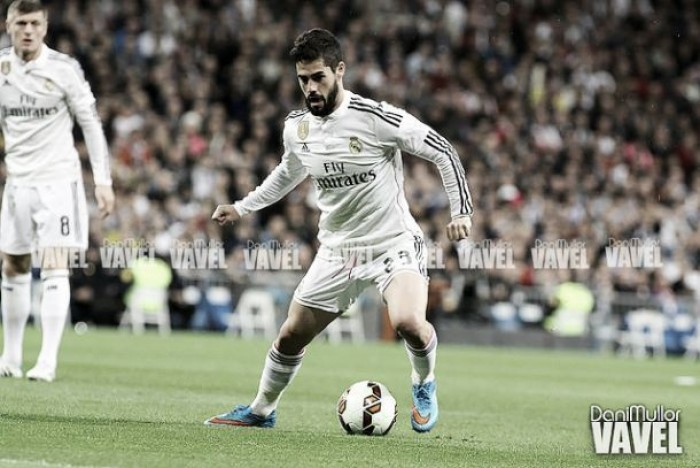 Isco, 'Fútbol en color'